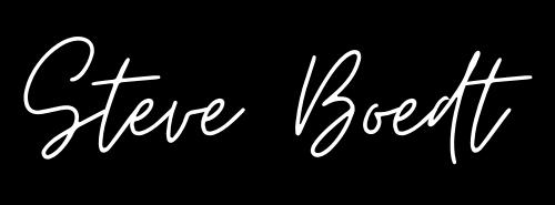 steveboedt.com Logo